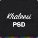 Khaleesi - Interior Design Agency - PSD template - ThemeForest Item for Sale