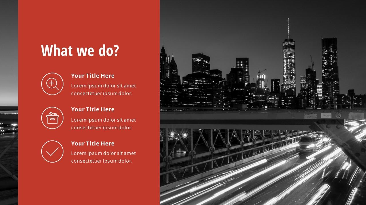 SlidePro - Business PowerPoint Presentation Template by Spriteit ...