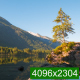 Dawn of the Mountain Forest Lake Hintersee - VideoHive Item for Sale