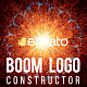 Boom Particles Logo Constructor - VideoHive Item for Sale
