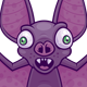Wacky Vampire Bat - GraphicRiver Item for Sale