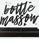 Bottle Massow Typeface