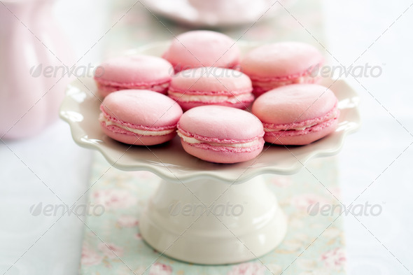 Macarons - Stock Photo - Images