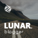 LunarMist: A Responsive Theme for Photography & Personal