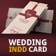 Tri Fold Wedding Card - GraphicRiver Item for Sale