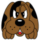 Puppy with Patches - GraphicRiver Item for Sale