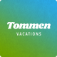 Tommen - Traveling & Vacations PSD Template - ThemeForest Item for Sale