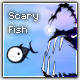Scary fish - GraphicRiver Item for Sale