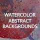 Watercolor Abstract Backgrounds - GraphicRiver Item for Sale