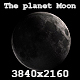 The Planet Moon - VideoHive Item for Sale