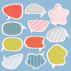 Speech Bubbles - GraphicRiver Item for Sale