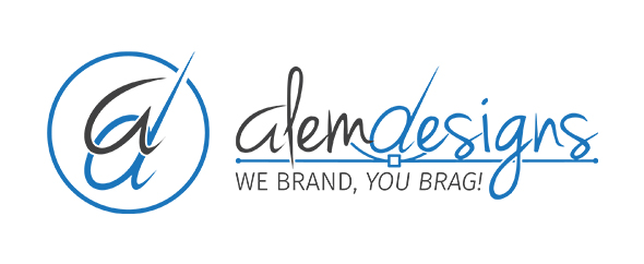 Alem designs we brand you brag