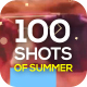 100 Shots of Summer Slideshow - VideoHive Item for Sale