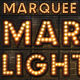 Marquee Lights and Showtime Sign Photoshop Actions - GraphicRiver Item for Sale