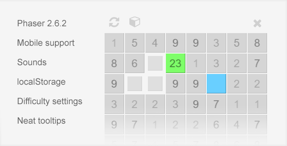 Number Maze - HTML5, Phaser engine (with Cordova files for Android and iOS) - CodeCanyon Item for Sale