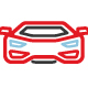 Racing Car Logo