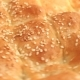 Fragrant Pita Bread with Sesame Seeds - VideoHive Item for Sale