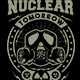 Nuclear Tomorrow T-shirt design - GraphicRiver Item for Sale
