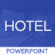 Hotel - Premium Powerpoint Presentation - GraphicRiver Item for Sale