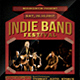 Indie Band Festival Flyer / Poster