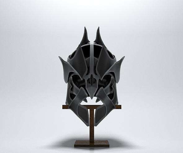 Imperius helmet - 3DOcean Item for Sale