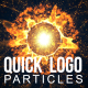 Quick Logo Particles - VideoHive Item for Sale
