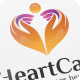 Heart Care - Logo Template - GraphicRiver Item for Sale