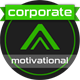 Motivational Corporate Background