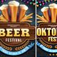 Oktoberfest / Beer Festival Flyer - GraphicRiver Item for Sale