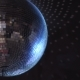 Isolated Disco Ball on the Black Background - VideoHive Item for Sale