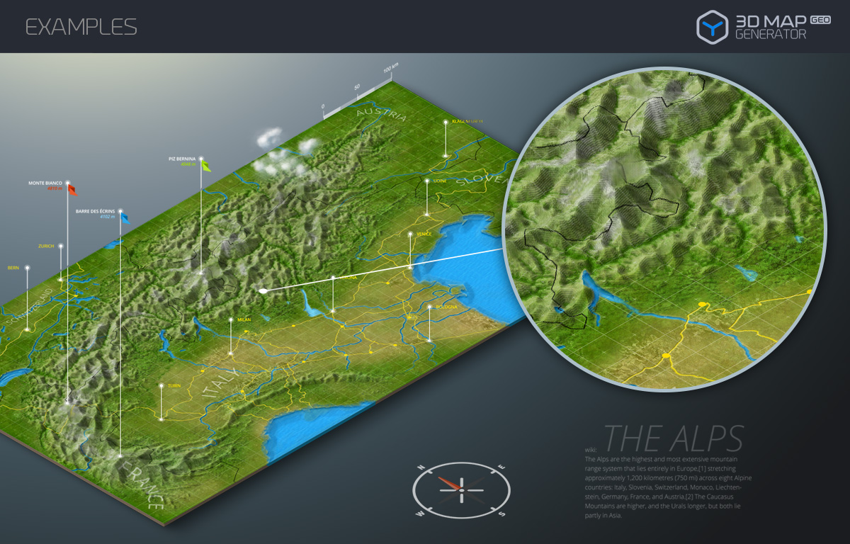 3d map generator geo by orangebox graphicriver 3d map generator geo gumiabroncs Gallery