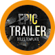 Epic Trailer Titles 2 - VideoHive Item for Sale