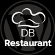 DB Restaurant WordPress Theme