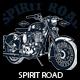 Spirit Road T-shirt design - GraphicRiver Item for Sale