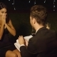 Young Man Proposing To a Gorgeous  Woman - VideoHive Item for Sale