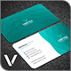Creative Vibrant Business Card - GraphicRiver Item for Sale