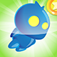 Bubbles world - HTML5 fun game + Mobile control + AdMob - 45