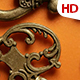 Decorated Old Key 0727 - VideoHive Item for Sale