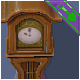 Old Clock - 3DOcean Item for Sale