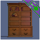 Bookshelf - 3DOcean Item for Sale