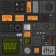 Control Panel UI User Interface HUD Set - GraphicRiver Item for Sale