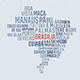Interactive Textual Map Brazil - CodeCanyon Item for Sale