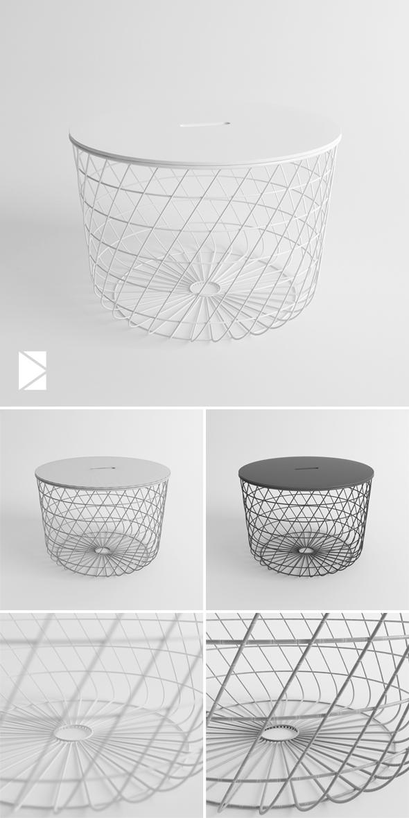 Kvistbro Ikea Table Ocean Item For