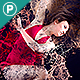 Water Scatter 2 Photoshop Action - GraphicRiver Item for Sale