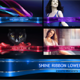 Shine Ribbon Lower Third - VideoHive Item for Sale