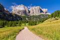 Dolomiti - footpath in Badia Valley - PhotoDune Item for Sale