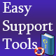 Easy Support Tools - FAQs, Help Articles, Blog and Feedback