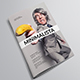Minimalista Magazine Template - GraphicRiver Item for Sale