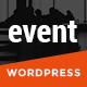 Event - Conference & Event WordPress Theme Nulled