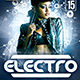 Guest artist & Electro Flyer - GraphicRiver Item for Sale
